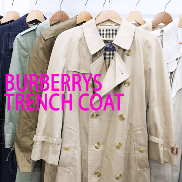 Burberrys trench